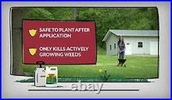 016869 Concentrate Grass and Weed Killer 41-Percent Glyphosate 1-Gallon White
