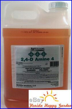 2,4-D Amine Weed Killer Herbicide 2.5 GAL