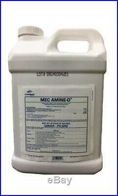 2.5 Gallon Mec Amine-D Concentrate