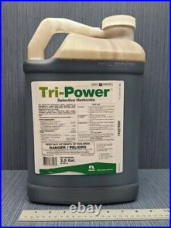 2.5 Gallons Nufarm Tri-Power Selective Herbicide for Ornamental lawns and Turf