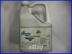 (2) RoundUp Pro Concentrate 50.2% Glyphosate (2) 2.5 Gallon Jug 5 gallons