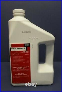 (3 lbs. 2 oz.) DuPont Resolve Q Herbicide