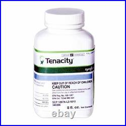 46256 Tenacity 8oz Herbicide, Clear & Southern Ag 12202 Surfactant for