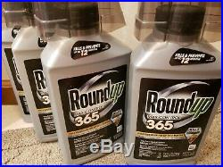 4 Max Control 365 Concentrate Weed Killer Plus Weed Preventer 32-Ounc