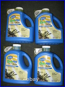 4 jugs of Round Up Quick Pro Quikpro Granules 6.8 lbs. Roundup FREE SHIPPING