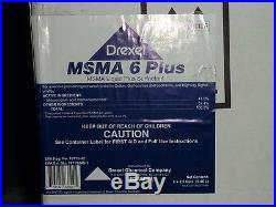 5 GALS Drexel MSMA 6 Plus Herbicide 5 gallons (2 x 2.5 gallon jugs)