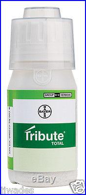 6 oz Bottle of Bayer Tribute Total Herbicide, Post Emergent for Bermudagrass