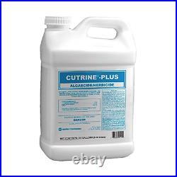 APPLIED BIOCHEMISTS Cutrine-Plus Aquatic Algaecide 2.5 gal