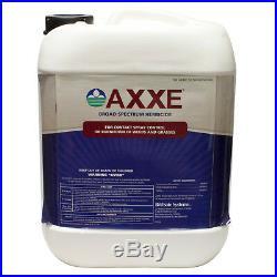 AXXE Broad Spectrum Herbicide 2.5 Gals OMRI LISTED Herbicide For Broadleaf Weeds