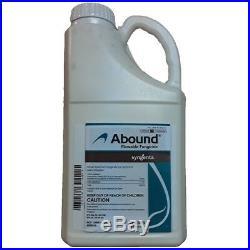 Abound Flowable Fungicide 1 Gallon (22.9% Azoxystrobin)
