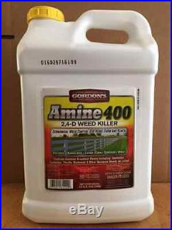 Agri Star 2,4-D Amine 4 or Gordons 2,4-D Weed Killer, (2.5-Gal. Concentrate)