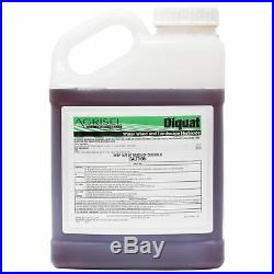 Agrisel Diquat Water Weed and Landscape Herbicide Gallon