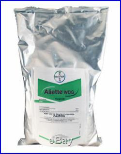 Aliette WDG AG Fungicide 5 Pounds, Aluminum tris 80% by Bayer