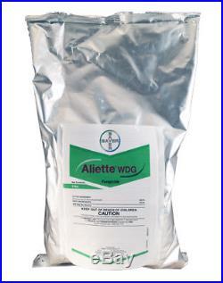 Aliette WDG Fungicide 5 Pounds, Aluminum tris 80% by Bayer