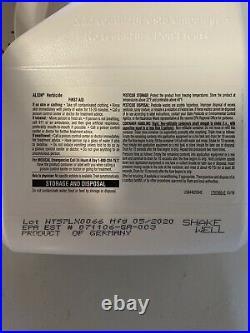 Alion Herbicide (Indaziflam. Group L29)1 Quart. MFG Date 5/2020