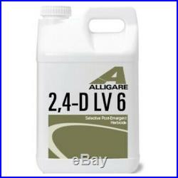 Alligare 2, 4 D LV6 Herbicide (2.5 Gals) Post-emergent Brush and Weed Control