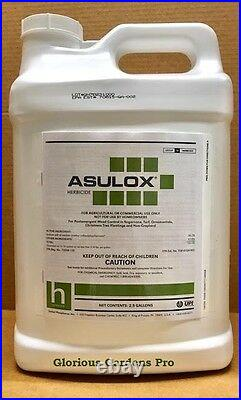 Asulox Herbicide (2.5 Gallon) Herbicide For Agricultural & Commercial Use