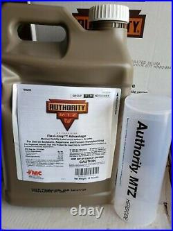 Authority MTZ Herbicide by FMC 12 lb. Jug