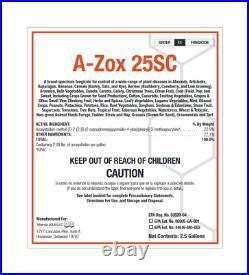 Azoxy 2SC (Azoxystrobin) (2.5 Gallons) (Fungicide)