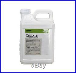BASF Priaxor Xemium Brand Fungicide 2.5 Gallon Container NEW Factory Sealed