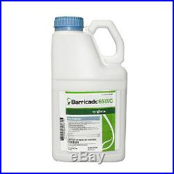 Barricade 65WG Herbicide 5 LBS