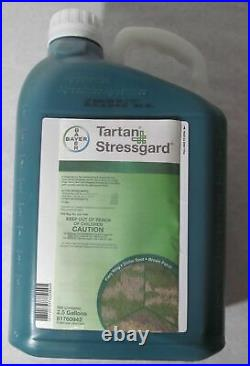 Bayer Tartan Stressguard 2.5 Gallons Turfgrass Fungicide Concentrate Golf Course