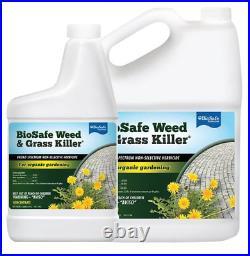 BioSafe Weed & Grass Killer 1Gallon
