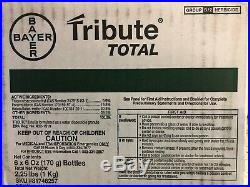Brand NEW un-opened bottle of Tribute Total by Bayer