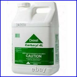 Carbaryl 4L 2.5 gal Garden Insecticide