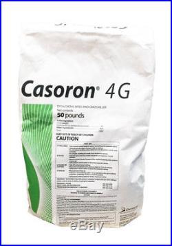 Casoron 4G (50 Pound bag) Mulch Bed Weed Inhibitor by Chemtura