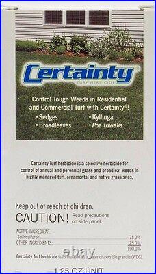 Certainty Turf Herbicide 1.25 Oz