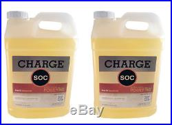 Charge SOC 5 Gallons (2x2.5 gal) (Replaces Crop Oil, Peptoil) by PowerAG