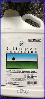 Clipper Aquatic Herbicide 5 lbs Unopened Granular Form Aquatic Vegetation