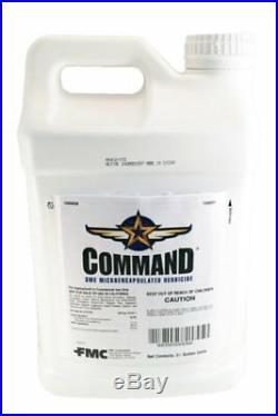Command 3ME Herbicide 2.5 Gallons Clomazone 31.1% by FMC