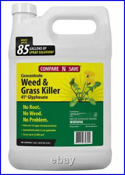 Compare-N-Save 016869 Concentrate Grass and Weed Killer, 41-Percent Glyphosate