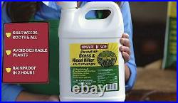 Compare-N-Save Concentrate Grass and Weed Killer, 41-Percent Glyphosate, 32-Oz