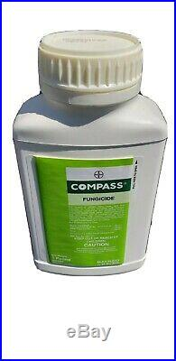 Compass Fungicide 1 Lb. WG trifloxystrobin. FREE Shipping