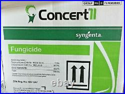 Concert II Fungicide By Syngenta 2.5 Gallon Jugs