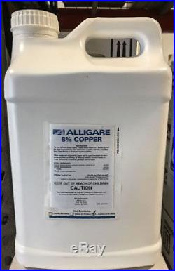Copper 8% Aquatic Algaecide 5 Gal (2x2.5 gal) (Replaces Cutrine Plus)