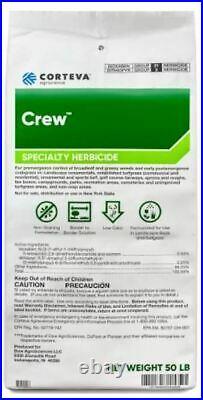 Crew Specialty Herbicide