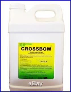 Crossbow Herbicide 2.5 Gallon 2 4 D & Triclopyr Weed & Brush Killer Southern Ag