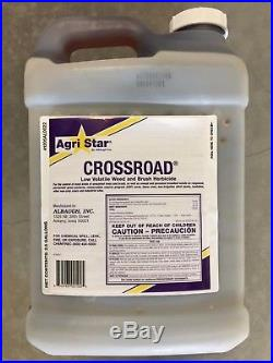 Crossroad Herbicide 2.5 Gallons Replaces Crossbow by Albaugh