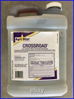 Crossroad Herbicide Brush Killer 2.5 Gallon 2.5 Gallon