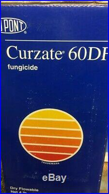 Curzate 60DF Fungicide 4 Pounds, Cymoxanil 60% by DuPont