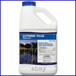 Cutrine Plus Algaecide & Herbicide 2.5 Gallons