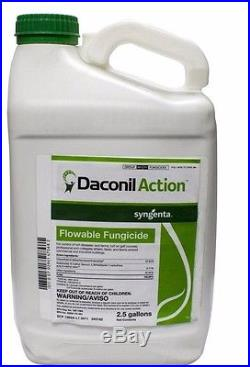 Daconil Action Fungicide 2.5 Gallons