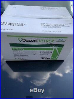Daconil Ultrex Fungicide 4 X 5 Lbs (case)