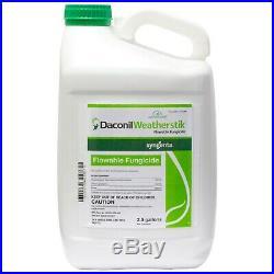 Daconil Weather Stik Flowable Fungicide (2.5 Gals) Professional Use Fungicide