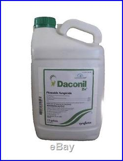 Daconil Zn Flowable Fungicide 2.5 Gallons