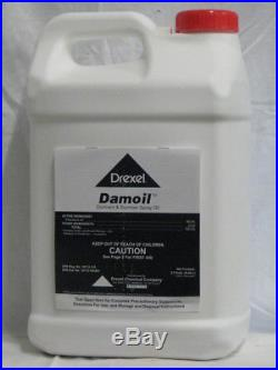 Damoil Dormant and Summer Spray Oil 5 Gallons (2 x 2.5 gal) by Drexel